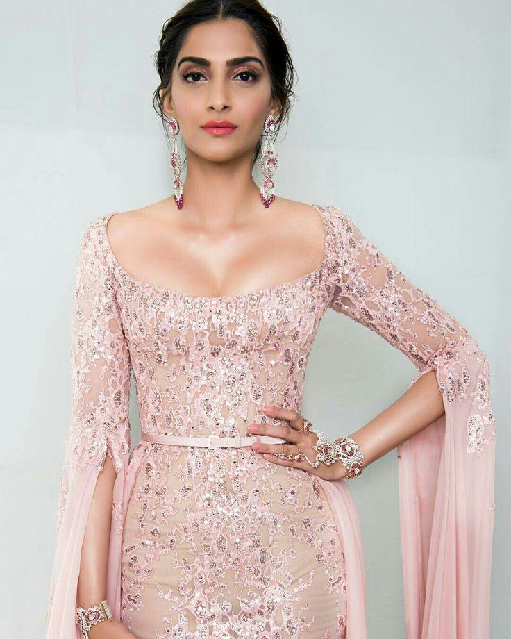 Sonam Kapoor in Cannes Costumes