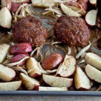 Homemade Salisbury Steak for Two - Food Fanatic