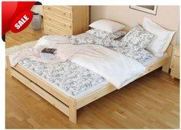 Postele Neo Komfort z přírodního dřeva od 1259 Kč!