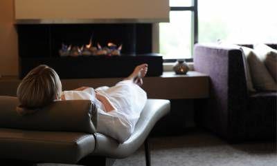 Hunter Valley Wine Weekends - Alluxia. Chateau-Elan-fireplace #bespokehunter