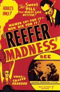 Wotan At The Movies: Reefer Madness: Or Go Tell Your Children