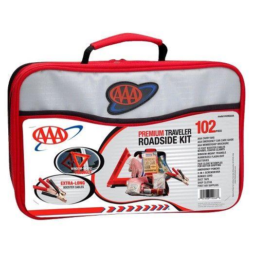 AAA Emergency Roadside Kit : Target