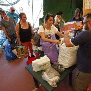 Terremoto, il Comune di Bari coordina la macchina degli aiuti: due punti di…