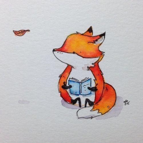 Cores da raposinha...
