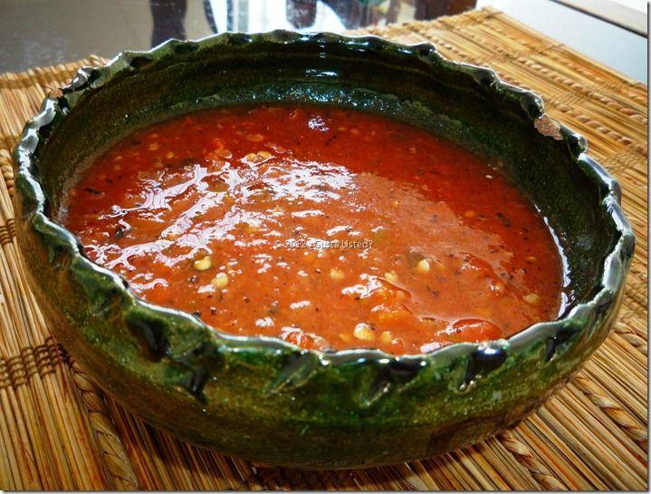 SALSA CON CHILE DE ARBOL-receta segun tu tiempo en el micro,estufa o asada-LA COCINA DE NORA
