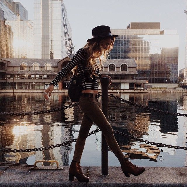 "Jenah Yamamoto on Instagram: ""canary wharf chillen in the best @lackofcoloraus hat"""