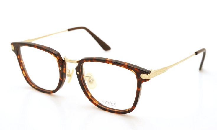 ayame (アヤメ) メガネ 200本限定生産[ILLEGAL イリーガル DEM デミ] | optician | ponmegane
