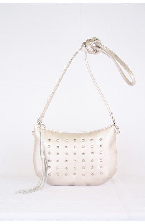 Shoulderbag pearl, one off, handmade in the Netherlands, Bruijs Handcrafted Leatherware, www.bruijs.com