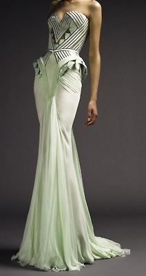 Stunning Lines Versace Art Deco @Cindy West New York