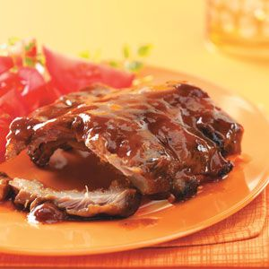 how to quick cook pork ribs