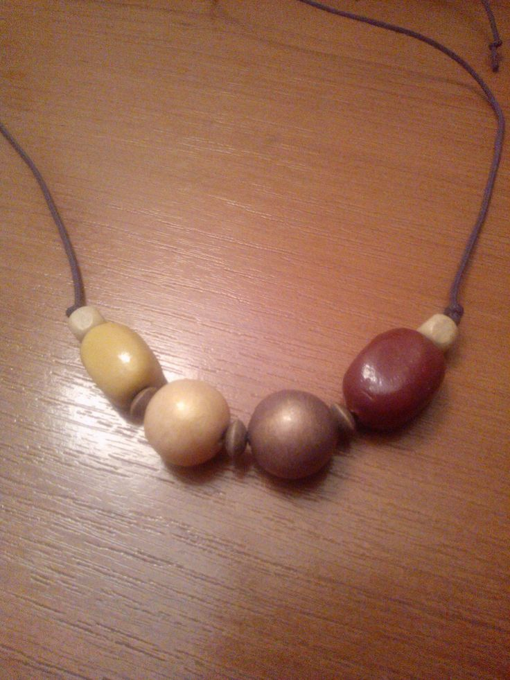 clay beads# handpainted# margele lut# grena, bronz