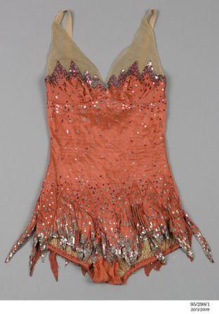 Million Dollar Mermaid: Esther Williams' costume