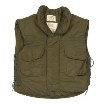 M69 Fragmentation protective body armour vest, Flak Jacket, Olive green US Military Vietnam Issue