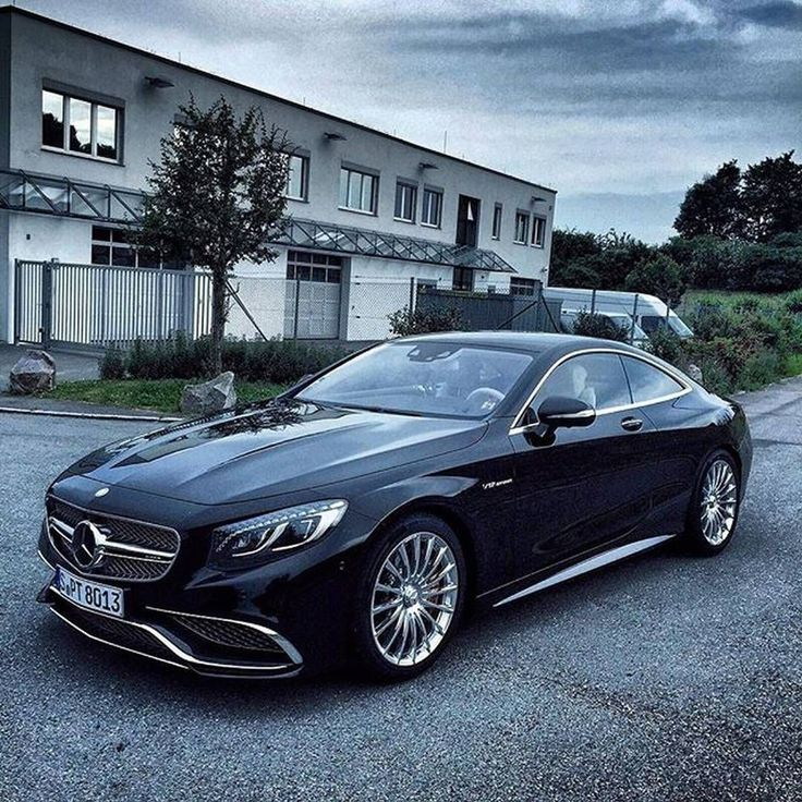Mercedes-Benz S 65 AMG coupé (Instagram @f1mike28)
