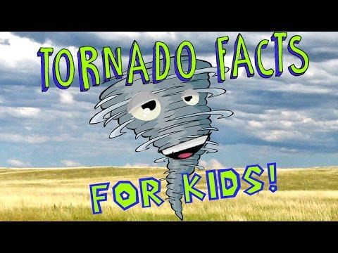 This is really hilarious but a great way to teach people about tornadoes. I already knew this stuff but it was so funny that I had to keep watching :P