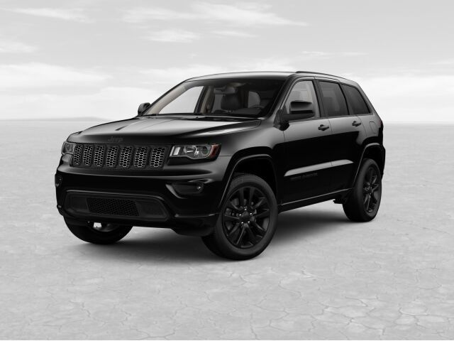 Jeep All Black Cherokee