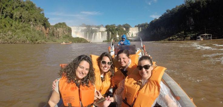Macuco Safári: banho com aventura embaixo das Cataratas do Iguaçu