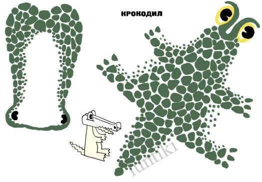 Зоопарк своими руками - объемные поделки из бумаги для детей