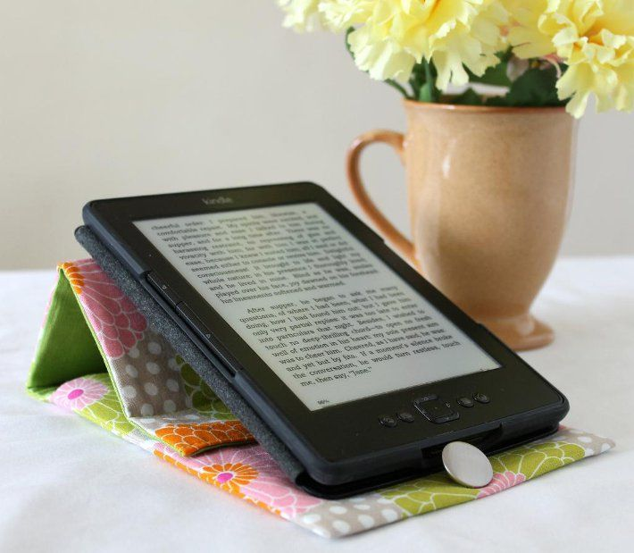 Tablet Case and Stand Sewing Pattern