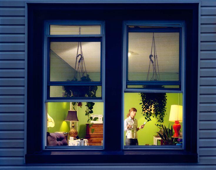 Gail Albert Halaban - OUT MY WINDOW