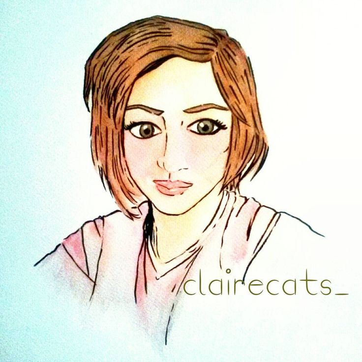Hi everyone! Here's my first entry for the #30daysdrawingchallenge ! Theme: self…