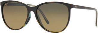 Shop Now - >  https://api.shopstyle.com/action/apiVisitRetailer?id=528939515&pid=uid6996-25233114-59 Maui Jim Polarized Ocean Sunglasses, 723  ...