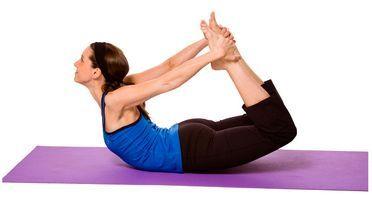 dhanurasana bow pose benefits  yoga  yoga for diabetes