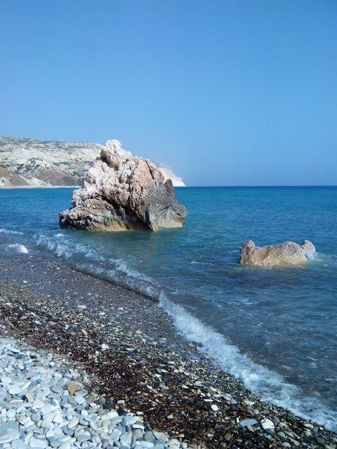 Pétra Tou Romiou, la plage de l'Amour éternelle