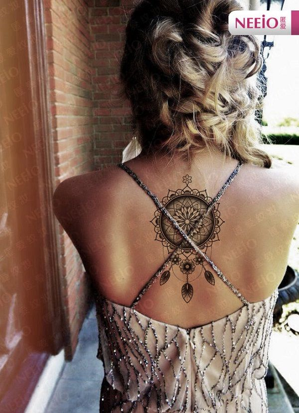 This shaded Dreamcatcher. For those girls who want something graceful yet attractive dreamcatcher piece, this is the one worthy considering.