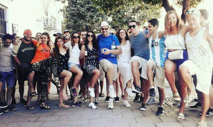 Disfrute con el mejor Free tour de Sevilla y tenga un dia inolvidable con Pancho Tours! Enjoy Seville with the best free walking tour and make your day great with Pancho Tours!  #freetour #freetours #catedral #giralda #realalcazar #monumentos #freewalkingtour #travellers #guidedtours #visitasguiadas #viajeros #spain #portugal #travel #travelworld #travelphoto #travelphotography #travelcheap #lovesevilla #andalucia #visitesguidees #visitesapied #Sevilla #Málaga #Córdoba #Granada #Cádiz…