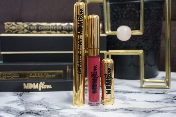 MDMflow - The Girl Gang You NEED To Be Part Of. - A Model Moment #beauty #makeup #lipstick #liquid #amodelmoment #mdmflow