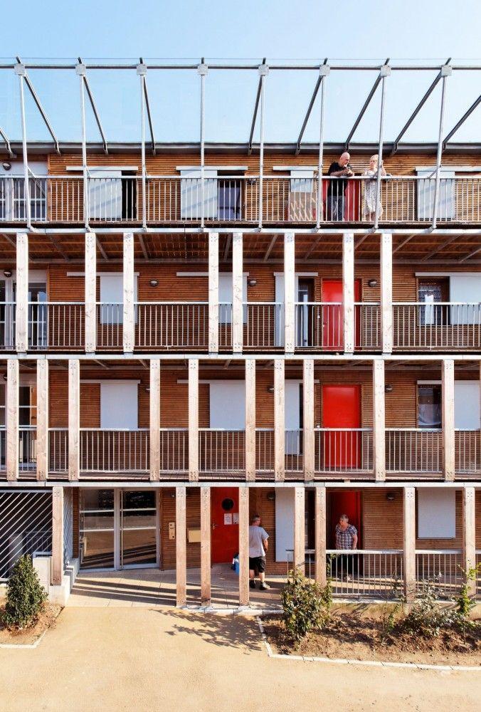 49 Social Housing Estates / BROISSAND arch