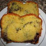 Plumcake variegato alla crema e confettura TM31 - http://www.food4geek.it/le-ricette/dolci/plumcake-variegato-alla-crema-e-confettura/
