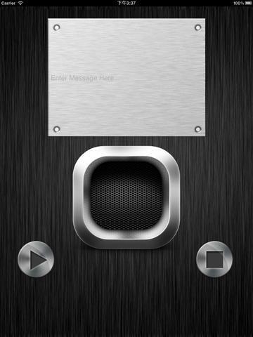 ZHEN WEI ZHANG | Utilities | iPad | Morse Code Generator $0.00 | ver.1.0| $2.99 | Morse Code Generator translates your message to morse code message with audio.