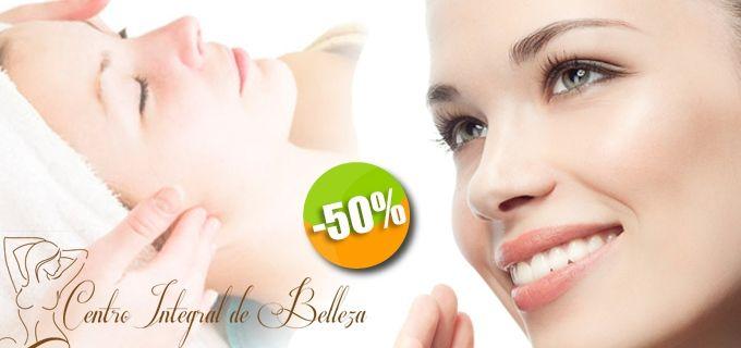 Centro Integral de Belleza - $275 en lugar de $550 por 1 Facial Anti Edad. Click: CupoCity.com