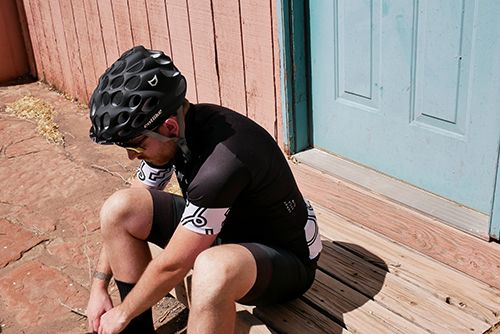 Shapes and Squiggles Cycling Kit by Contour Cycle Club