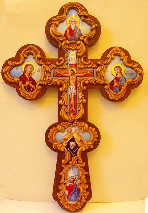 orthodox cross  Check out myOCN.net, the largest Orthodox Christian website in the world, for more Orthodox Christian news!