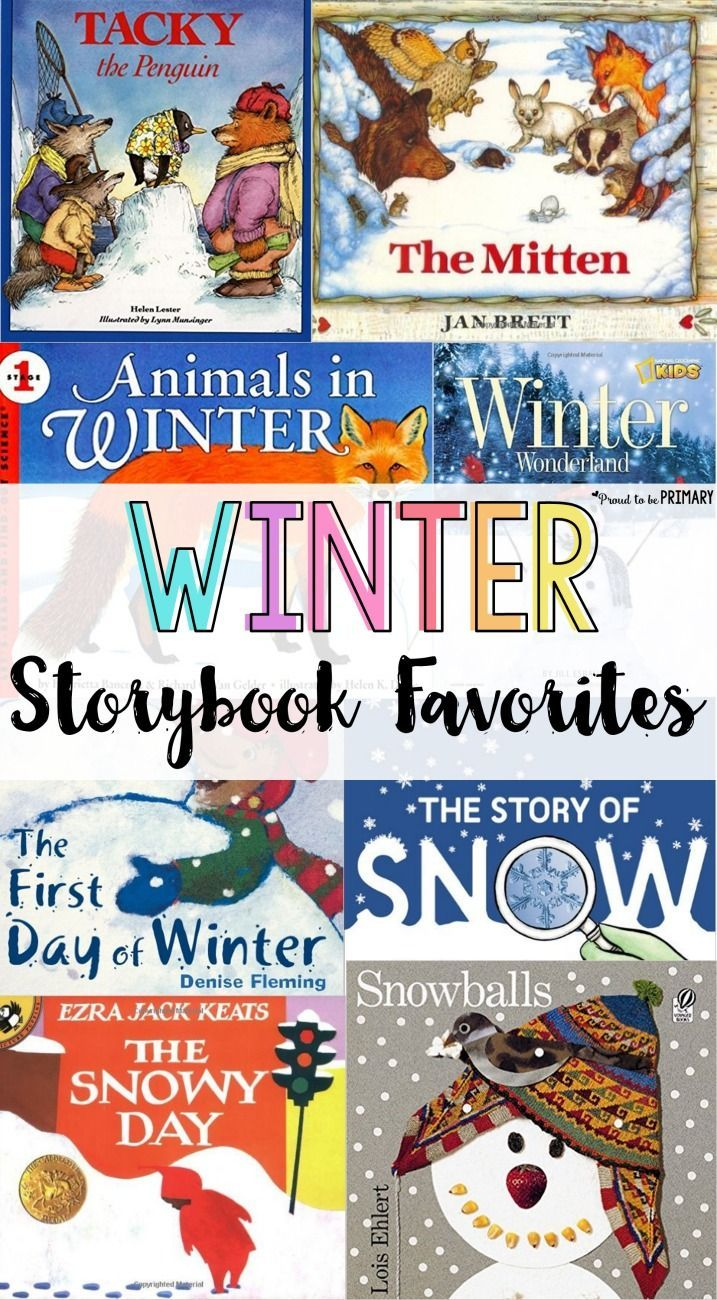 Here is a teacher's list of their favorite children's books for winter for your classroom bookshelves! It includes a mix of fiction literature great for winter read alouds and non-fiction picks perfect for learning about the season and its animals.