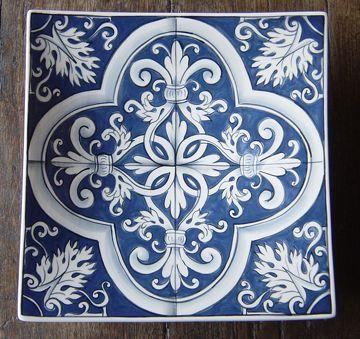 pintura em ceramica portuguesa - Pesquisa Google