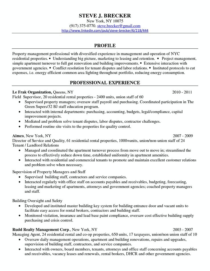 property manager professional resume samples , Commercial Property Manager Resume , Interested in working in property field? Read the article about creating an excellent commercialproperty manager resume and find helpful tips and tricks here.
