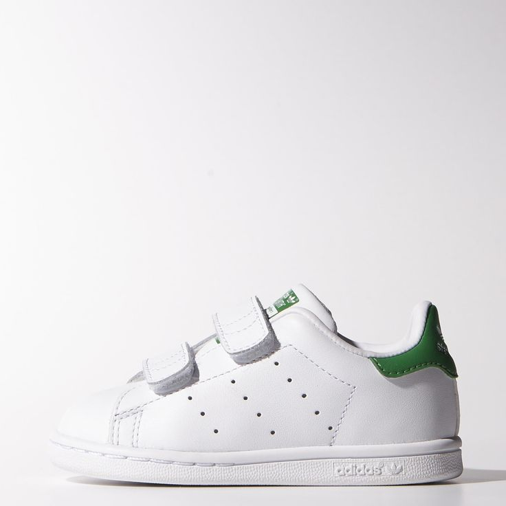 adidas originals stan smith 2 kids Green