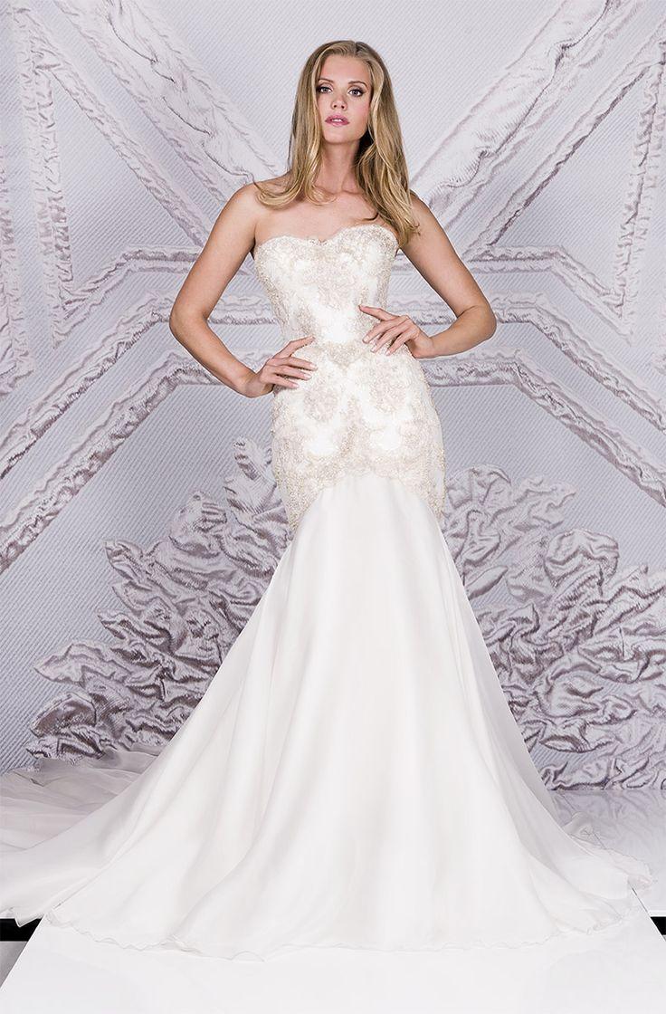Louvre Dress For Weddingmermaid