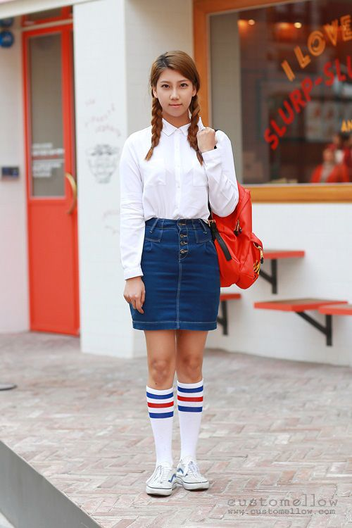17 best images about korea street fashion  bloggers on