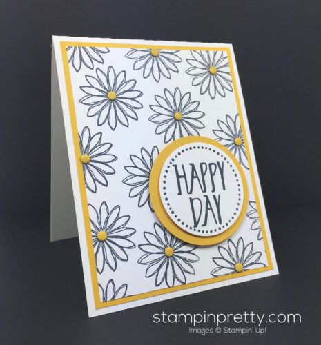Perfectly Wrapped Stamp Set & Envelope Punch Board. Birthday card created by Mary Fish, Stampin' Up! Demonstrator. 1000+ StampinUp & SUO card ideas. Read more http://stampinpretty.com/2016/05/new-wow-video-meet-perfectly-wrapped.html