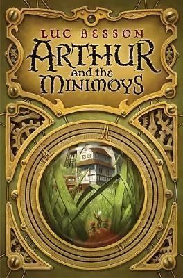 awesome Arthur And The Minimoys by Luc Besson HC new - For Sale View more at http://shipperscentral.com/wp/product/arthur-and-the-minimoys-by-luc-besson-hc-new-for-sale/