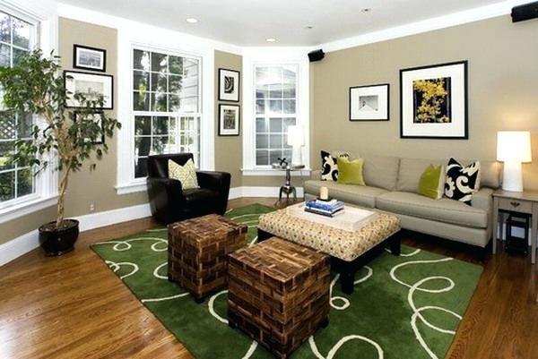 Open Living Room Kitchen Painting Ideas Living Room Ideas Minimalist Living Room Living Room Color Schemes Modern Green Living Room