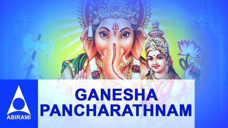 Ganesha Pancharathnam - Navaratri Special - Songs of Ganesha - Songs of Ganapathy - Lord Ganesha Songs - Ganapathi Bapa Moriya - KJ Yesudas - SP Balasubramanian - Ganesha Songs - Shankar Mahadevan - Ganesh Bhajans - Ganesh Aarti - Ganesh mantra - Jai Ganesh - Ganesh Mantra - Sri Ganesh Chalisa - Ganesh Chaturthi