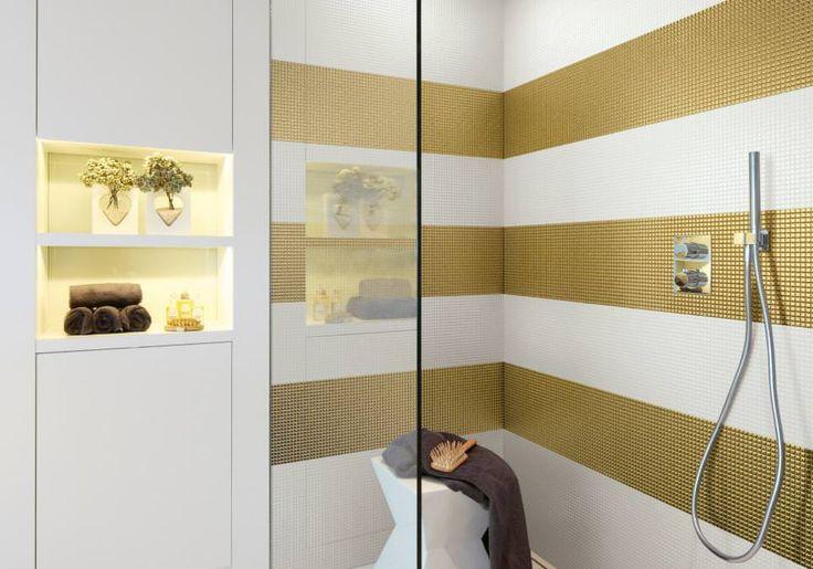 Oltre 25 fantastiche idee su piastrelle per doccia su pinterest bagno con doccia bagni - Mosaico bagno idee ...