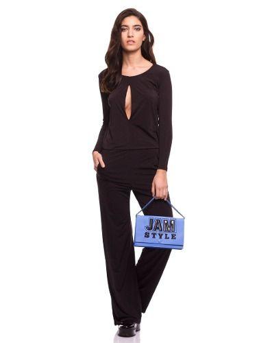 Maria Cher Mono Modelo Halcon Color Negro Promo