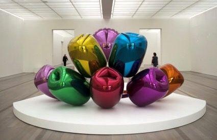 Jeff Koons | Tulips